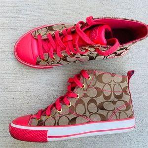 Coach women sneakers